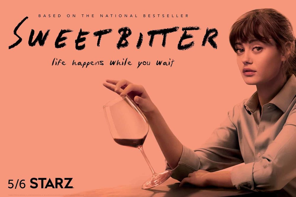5 Books to Read that Inspired Great Television Series | 5) Sweetbitter (the television series)