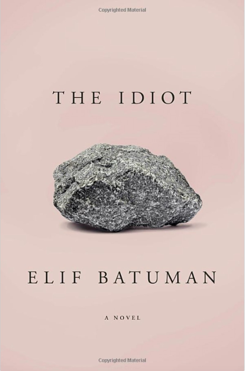 5 Books to Read that will Get You Through April Showers - 3) The Idiot by Elif Batuman