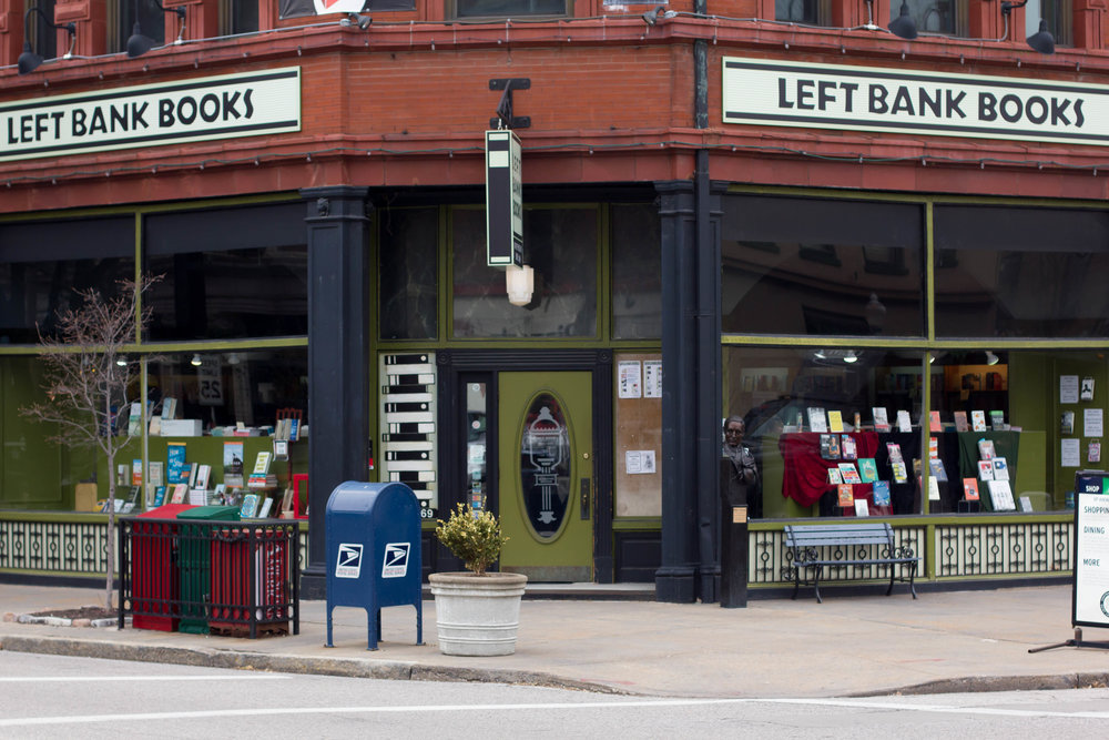 5 STL Bookstores to Visit on Independent Bookstore Day | Left Bank Books