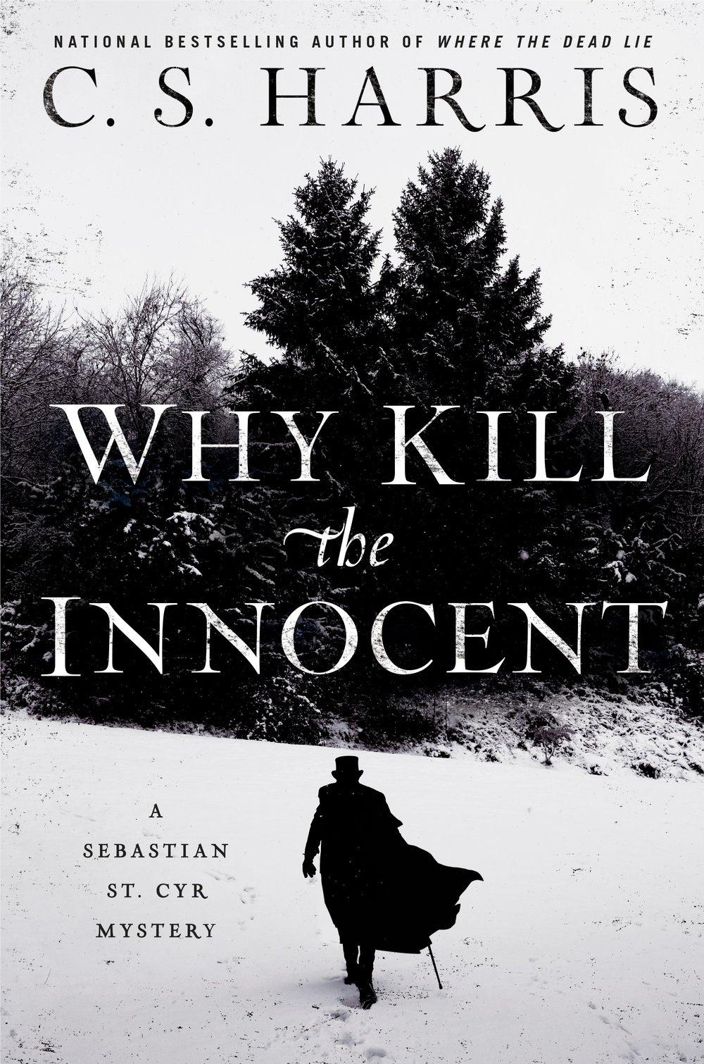 why kill the innocent by cs harris.jpg