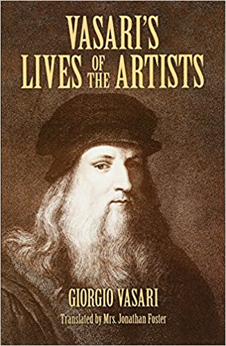Vasari's Lives of the Artists by giorgio vasari.jpg