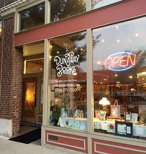 5 STL Bookstores to Visit on Independent Bookstore Day | Dunaway Books | Photo from the American Booksellers Association