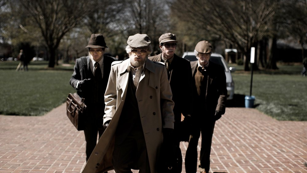 5 Books I Want to Read After Attending the True/False Film Festival | The film: American Animals