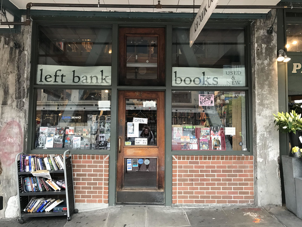 Literary Travel Guide: Seattle | Local Bookstores