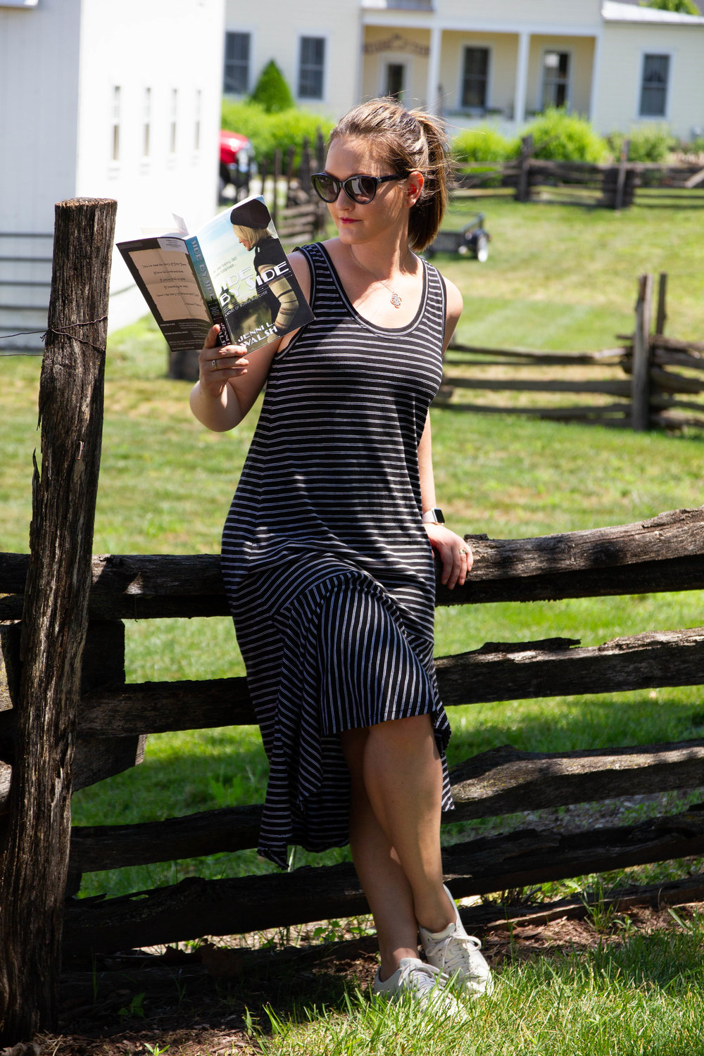 Reading Side by Side by Jenni L Walsh at GlenMark Farms