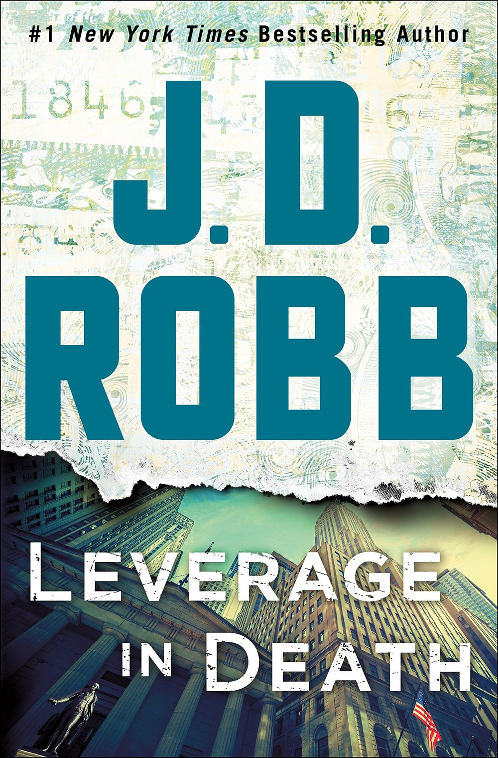 leverage in death J.D. Robb.jpg