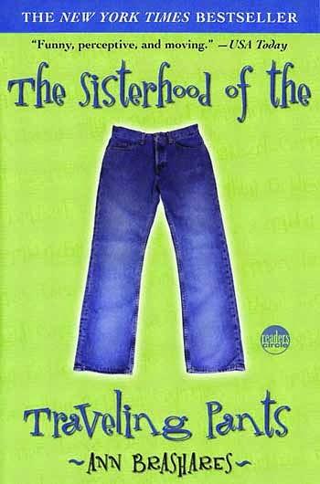 The Sisterhood of the Traveling Pants by ann brashares.jpg