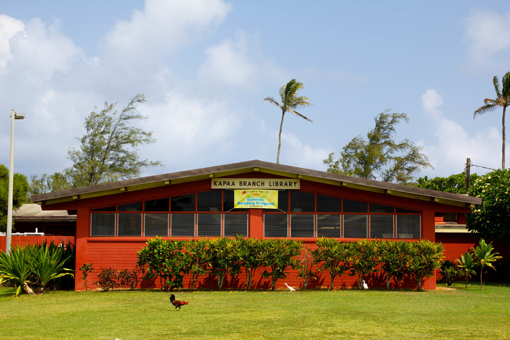 Literary Travel Guide: Kauai | Best libraries