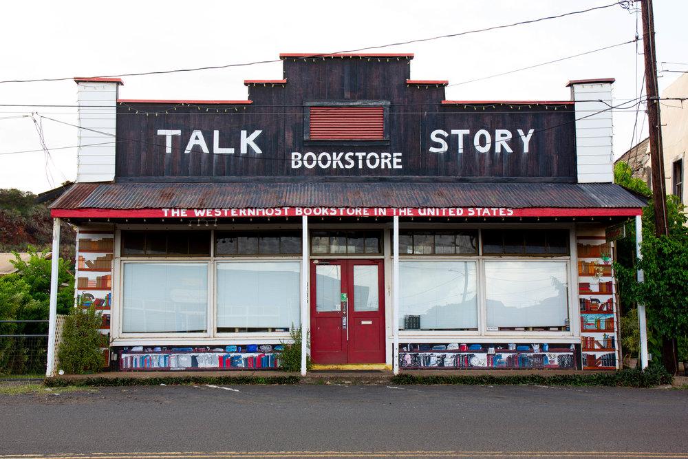 Literary Travel Guide: Kauai   Independent Bookstores