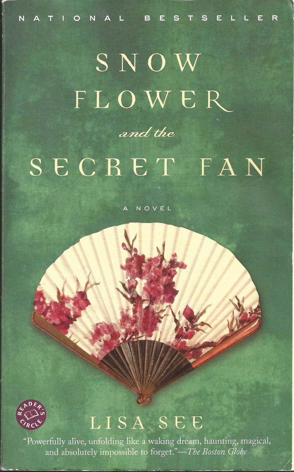 snow flower and the secret fan by lisa see.jpg
