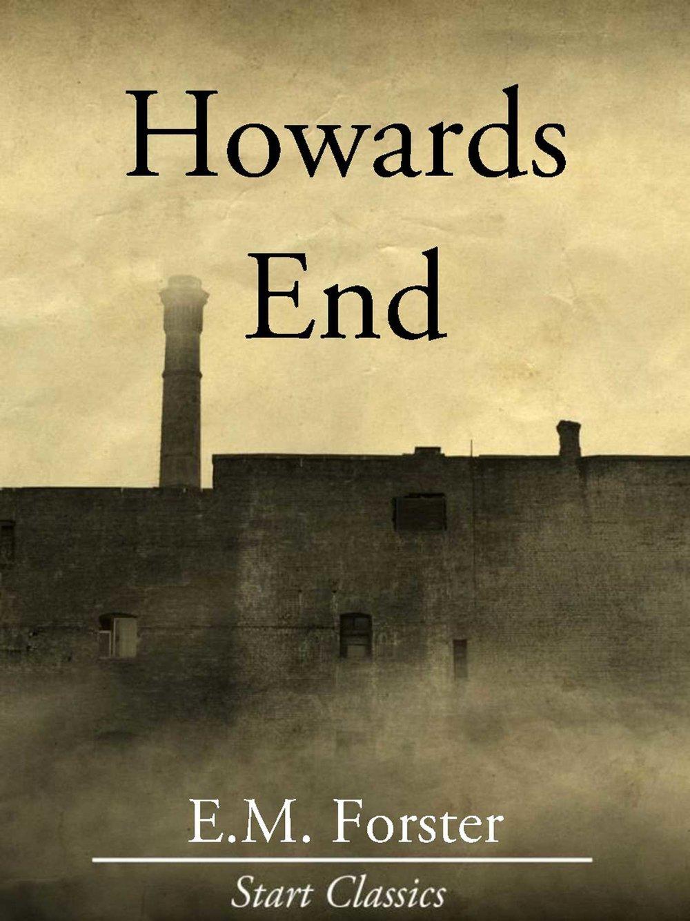 Howard's End by EM Forster.jpg