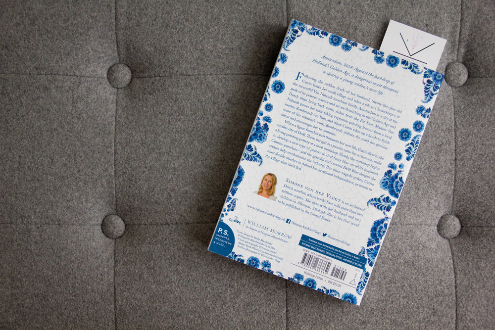 Book Feature - Midnight Blue by Simone van der Vlugt