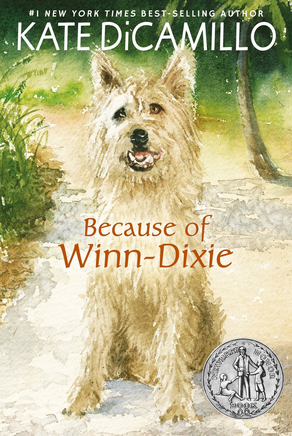 Because of Winn-Dixie by Kate DiCamillo.jpg