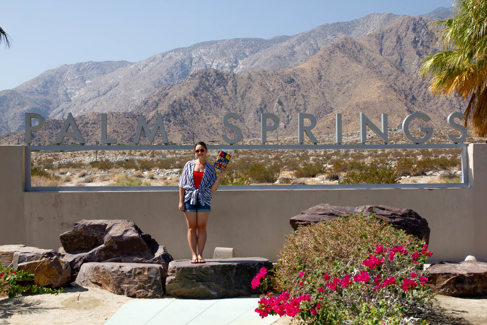 Reading Still Lives by Maria Hummel in Palm Springs, CA