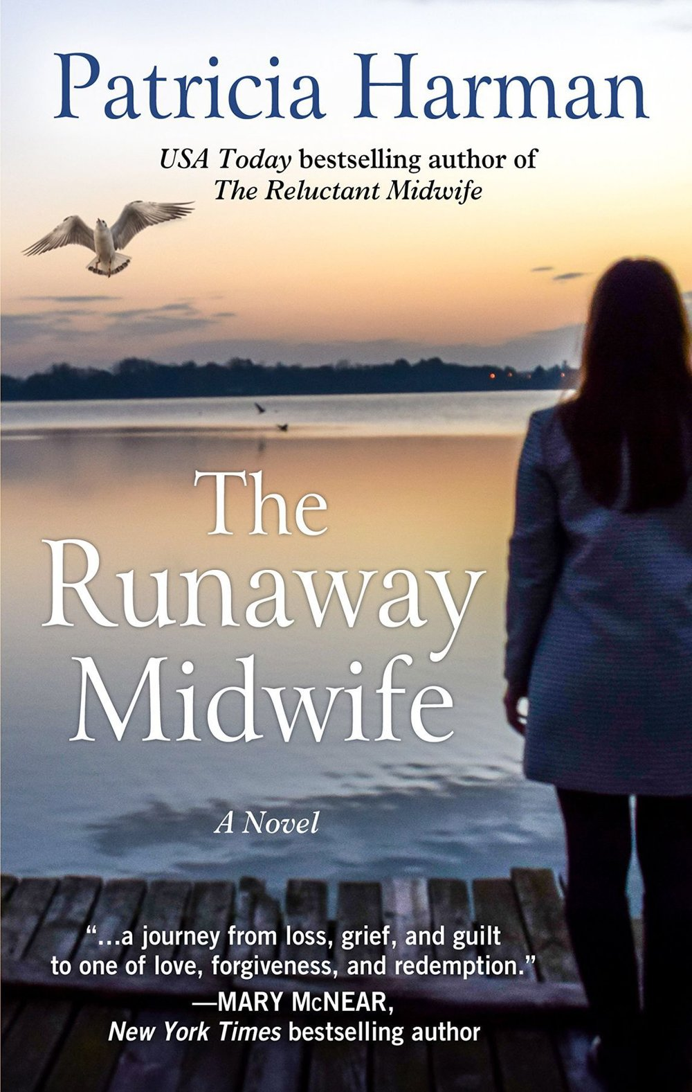 The Runaway Midwife by Patricia Harman.jpg