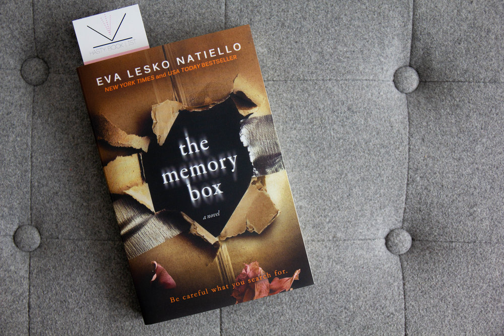 Book Feature - The Memory Box by Eva Natiello