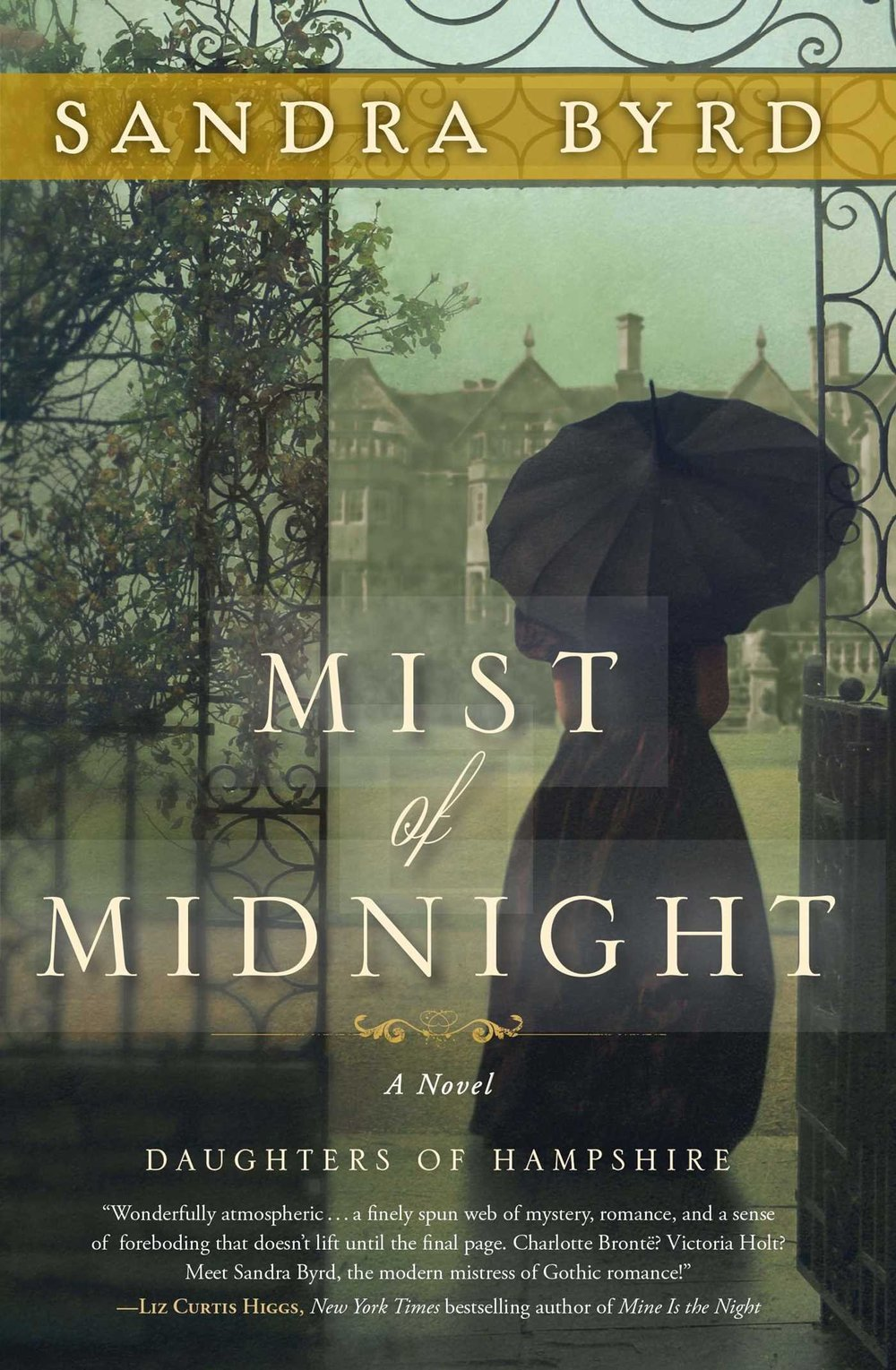 To Die For, Mist of Midnight by sandra byrd.jpg