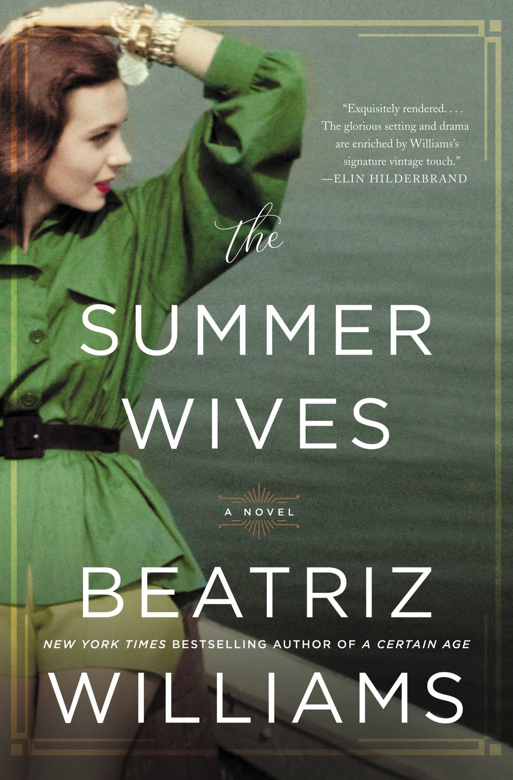 Author Interview - Beatriz Williams