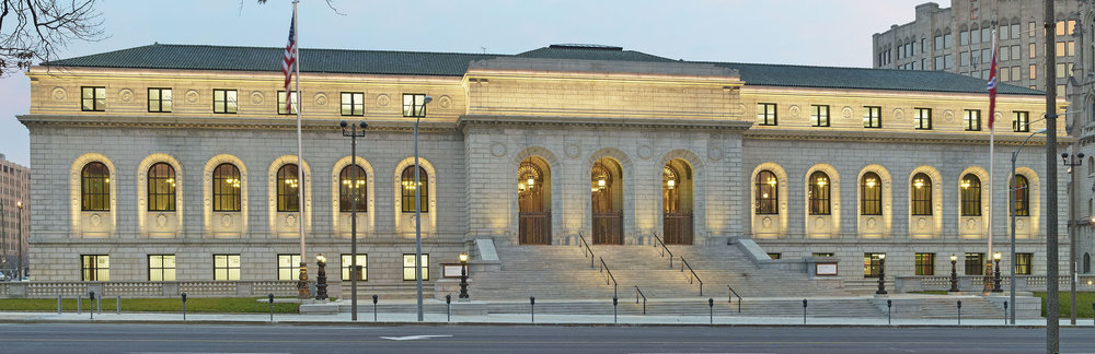 Literary Travel Guide: St. Louis | Photo from slpl.org