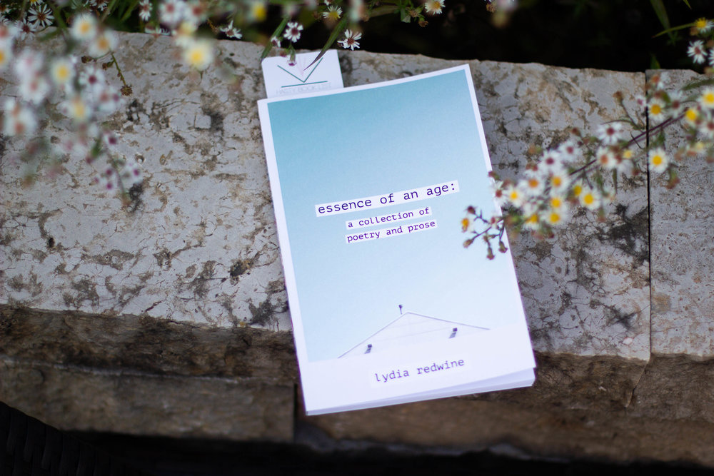 Book Feature - Essence of An Age by Lydia Redwine
