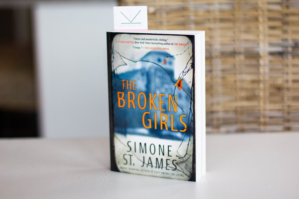 Book Feature - The Broken Girls by Simone St. James