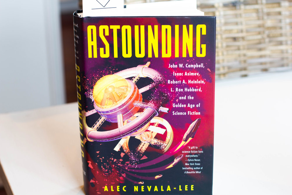 5 Books to Read for National Science Fiction Day