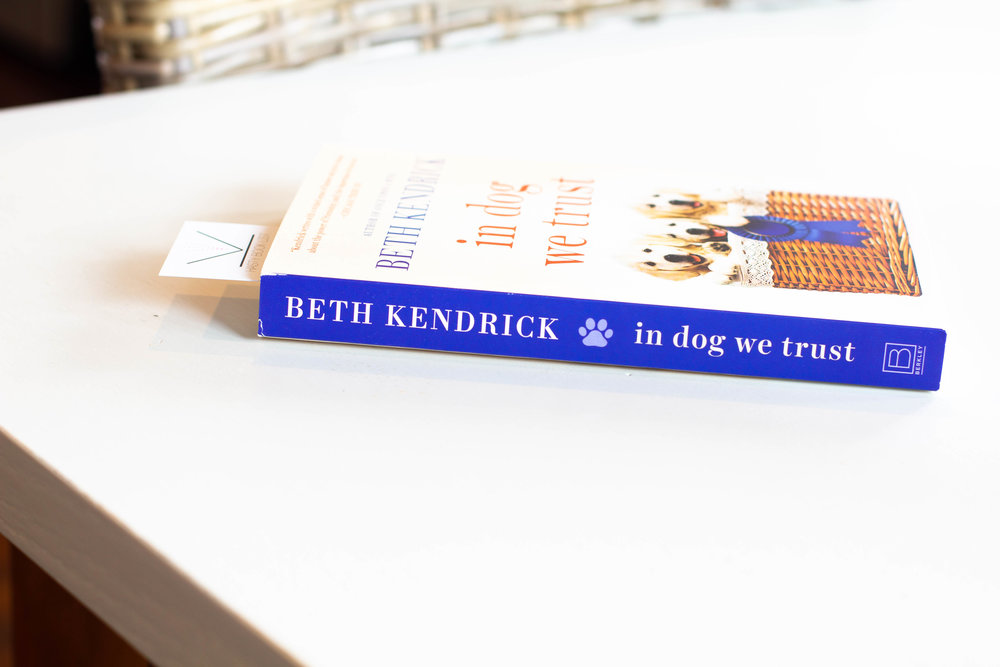 Book Feature - In Dog We Trust