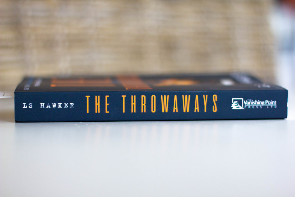 Book Feature - The Throwaways by LS Hawker
