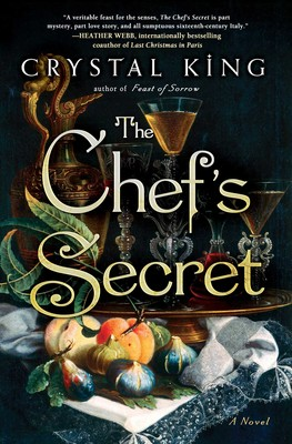 The Chef's Secret by Crystal King.jpg
