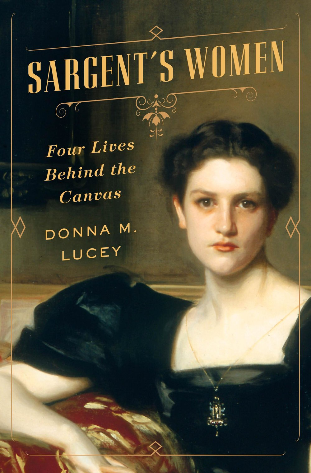 sargent's women by donna m lucey.jpg