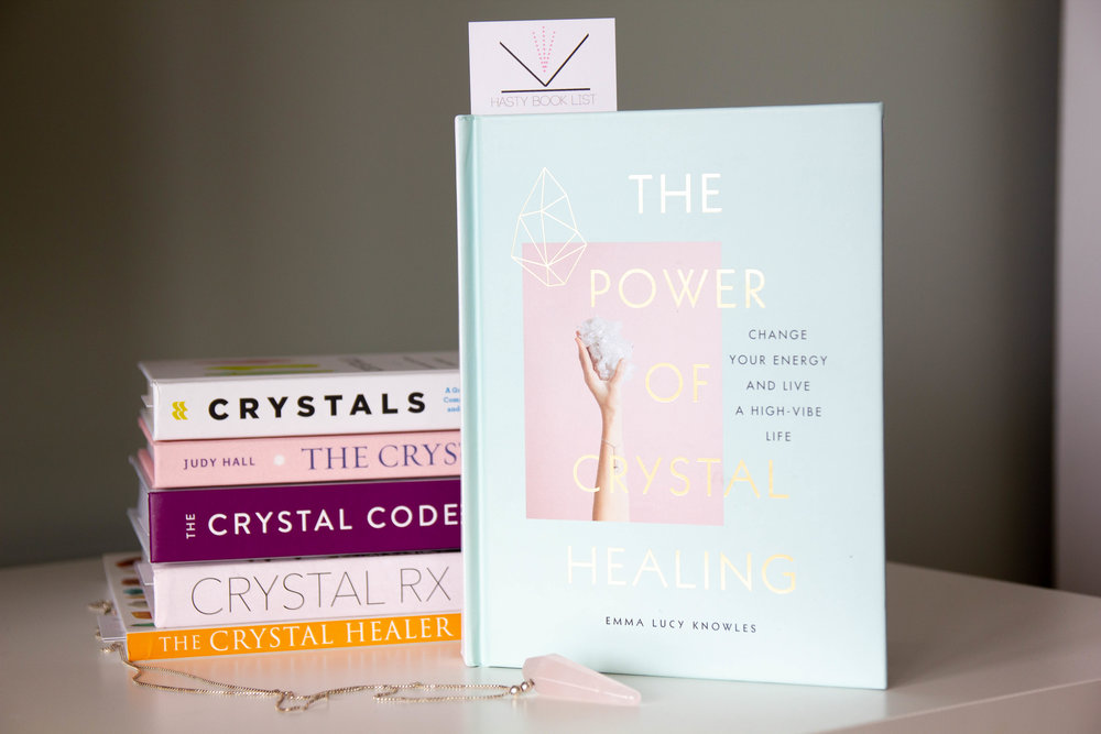 6 Books to Read About Crystals