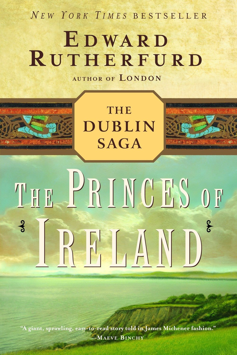 5 Books to Read Set in Ireland in Celebration of St. Patrick's Day
