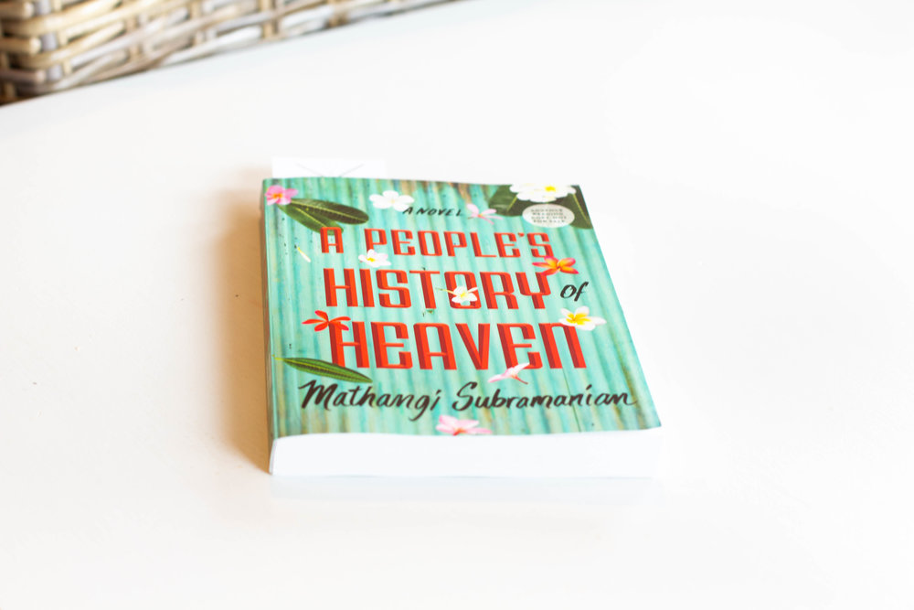 Book Feature - A People's History of Heaven by Mathangi Subramanian
