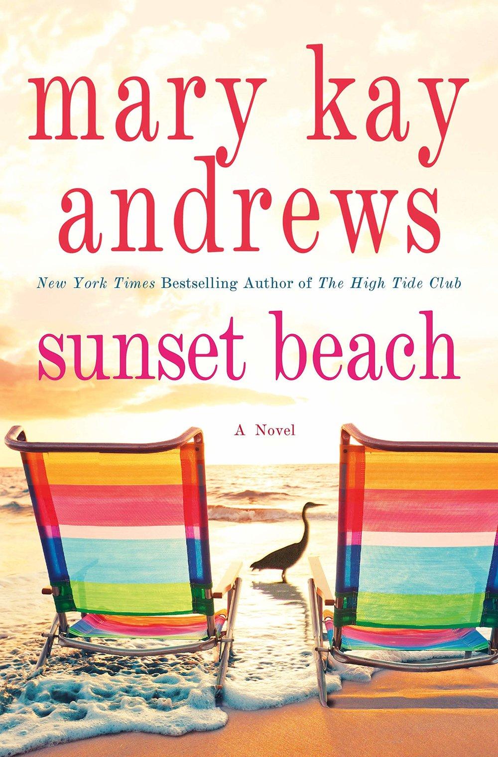 Sunset Beach - Book Review - Hasty Book List