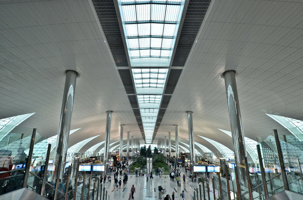 Dubai Airport, United Arab Emirates