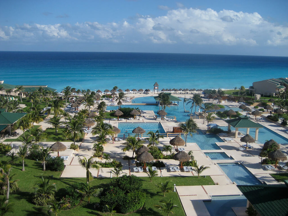 Hilton Hotel Cancun