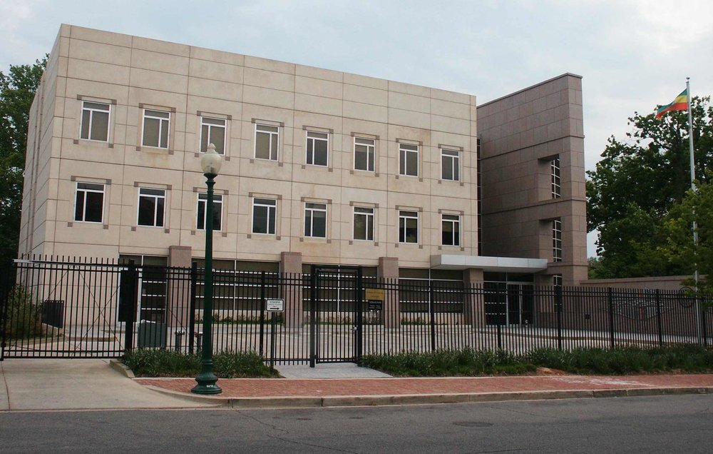 Ethiopian Embassy Washington DC