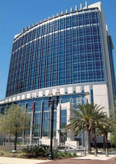 Jacksonville Federal Courthouse