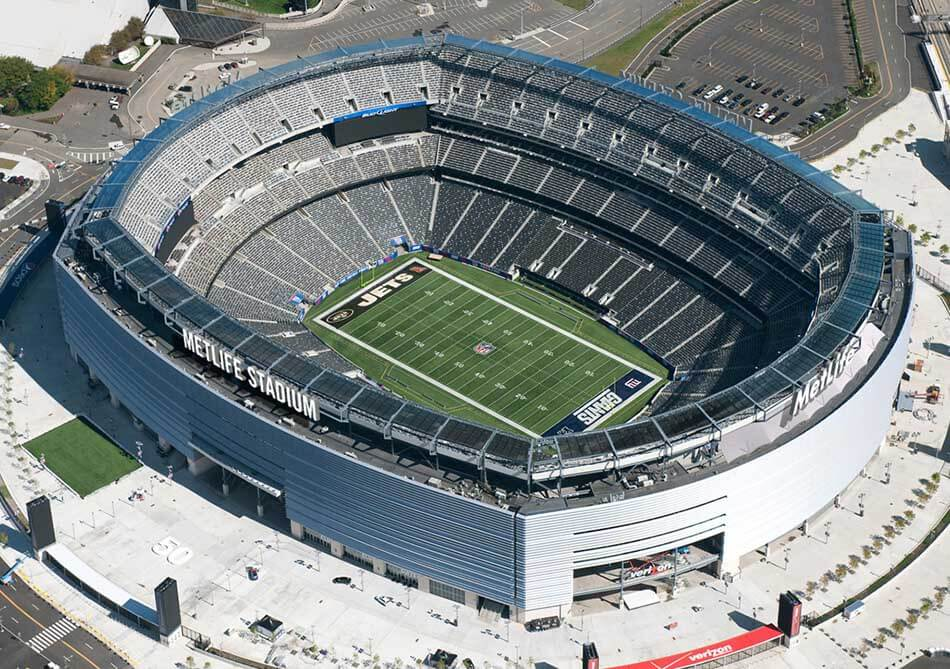 Met Life Stadium, New Jersey