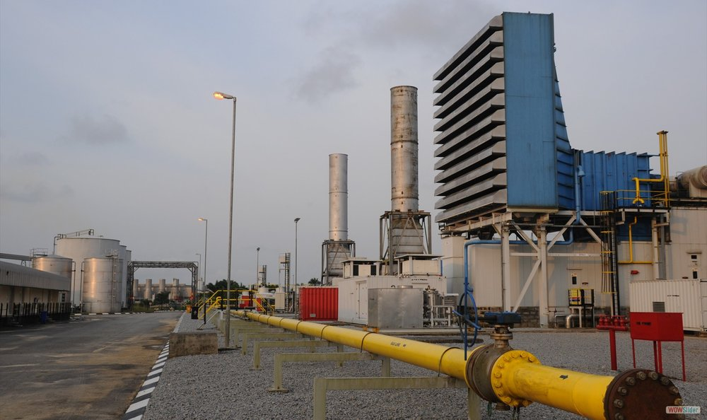 IBOM Power Project Nigeria