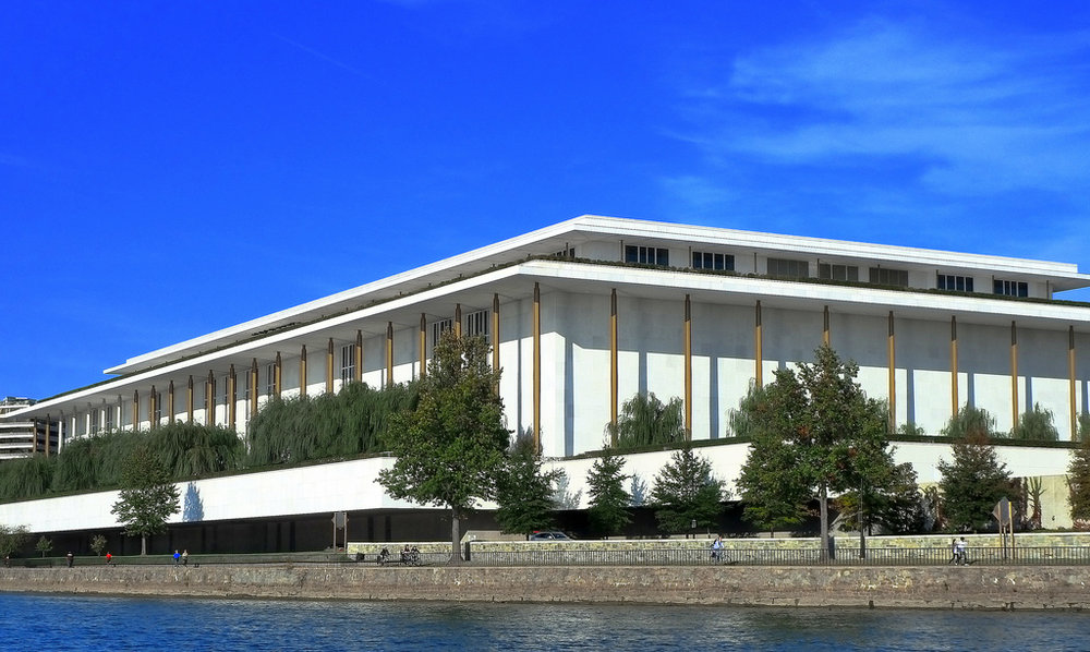 Kennedy Center for Performing Arts, DC
