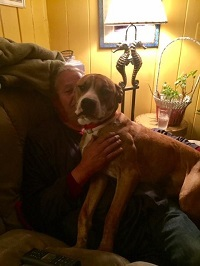 This is Joey who was euthanized -