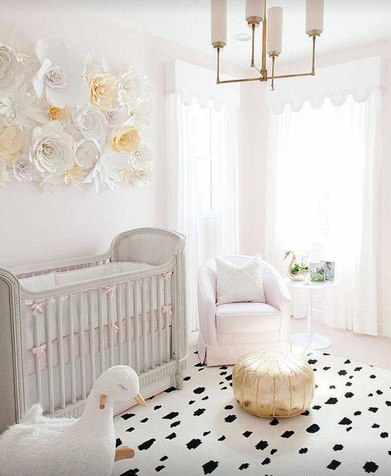 3 - Look for a nice carpet that you can also use when your baby grows up!