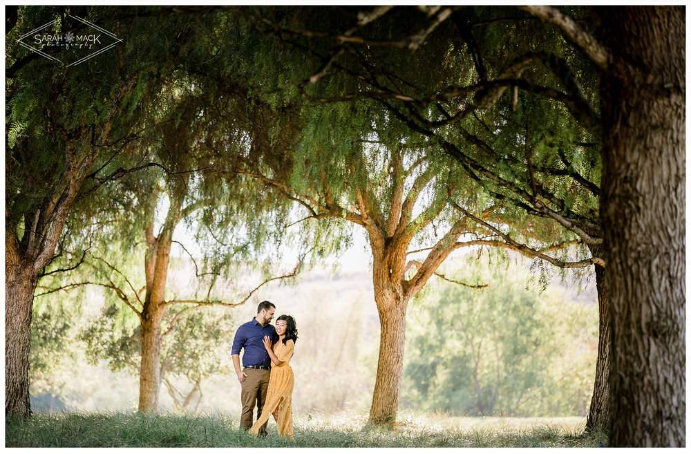 Quail Hill Engagement Photography