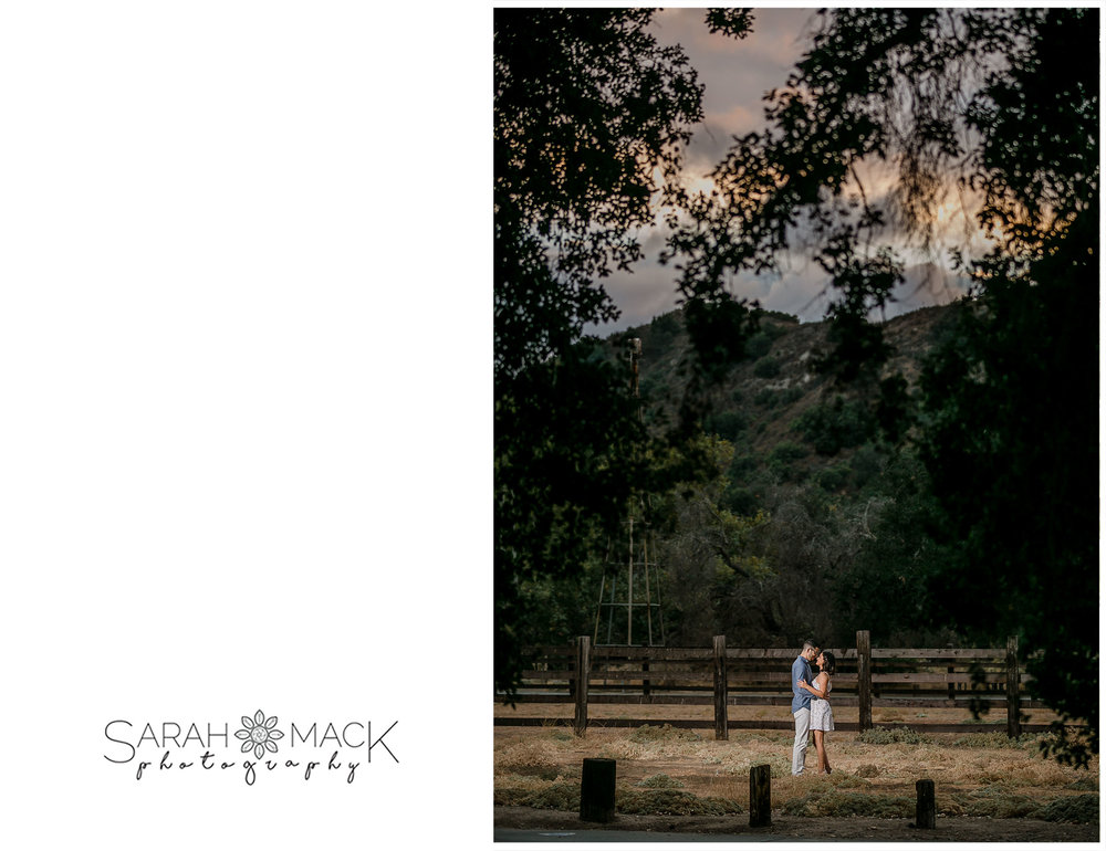 Caspers Wilderness Park Engagement Photography