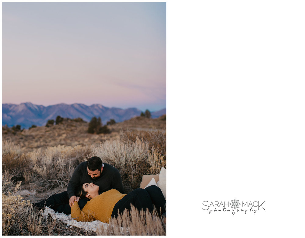 Hot Creek Mammoth Engagement Photography, Mountain Top Engagement, Fall Engagement Photography, Outdoor Engagement Session