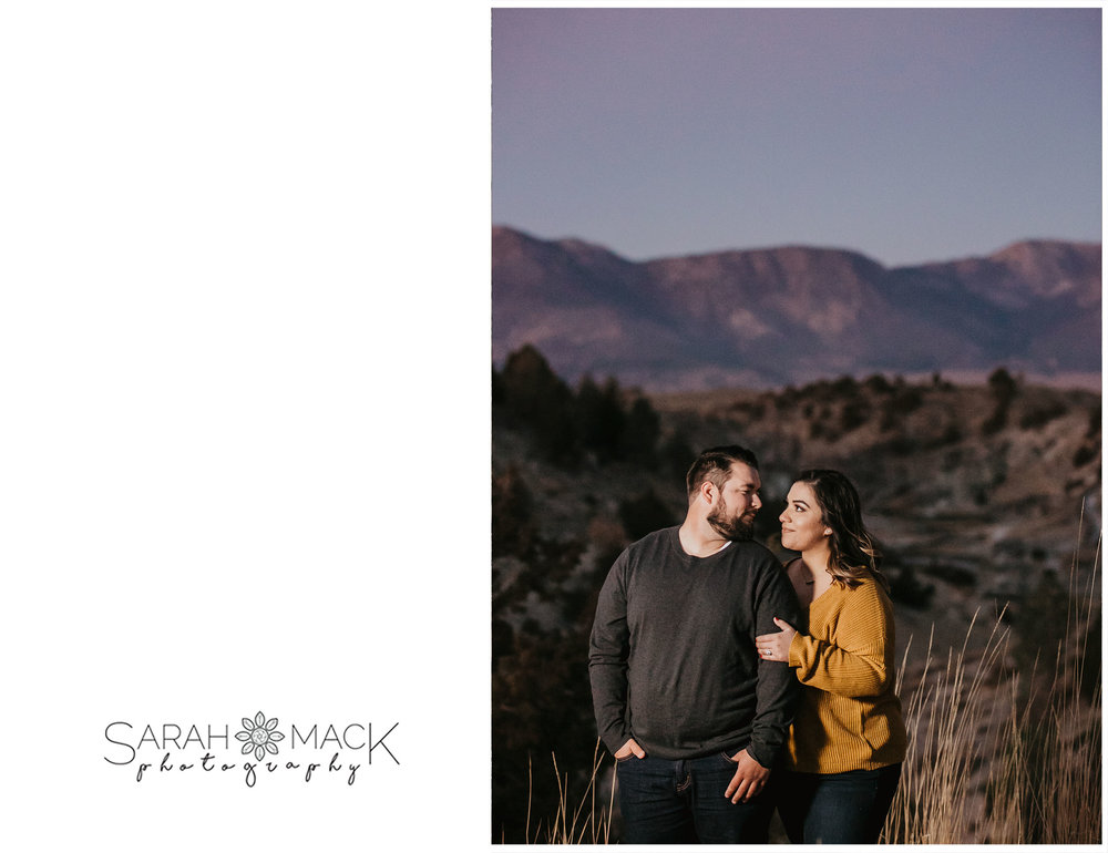 Hot Creek Mammoth Engagement Photography, Mountain Top Engagement, Fall Engagement Photography, Outdoor Engagement Session, Los Angeles Photographer, Orange County Photographer