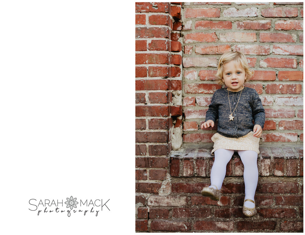 Orange Circle Family Photography