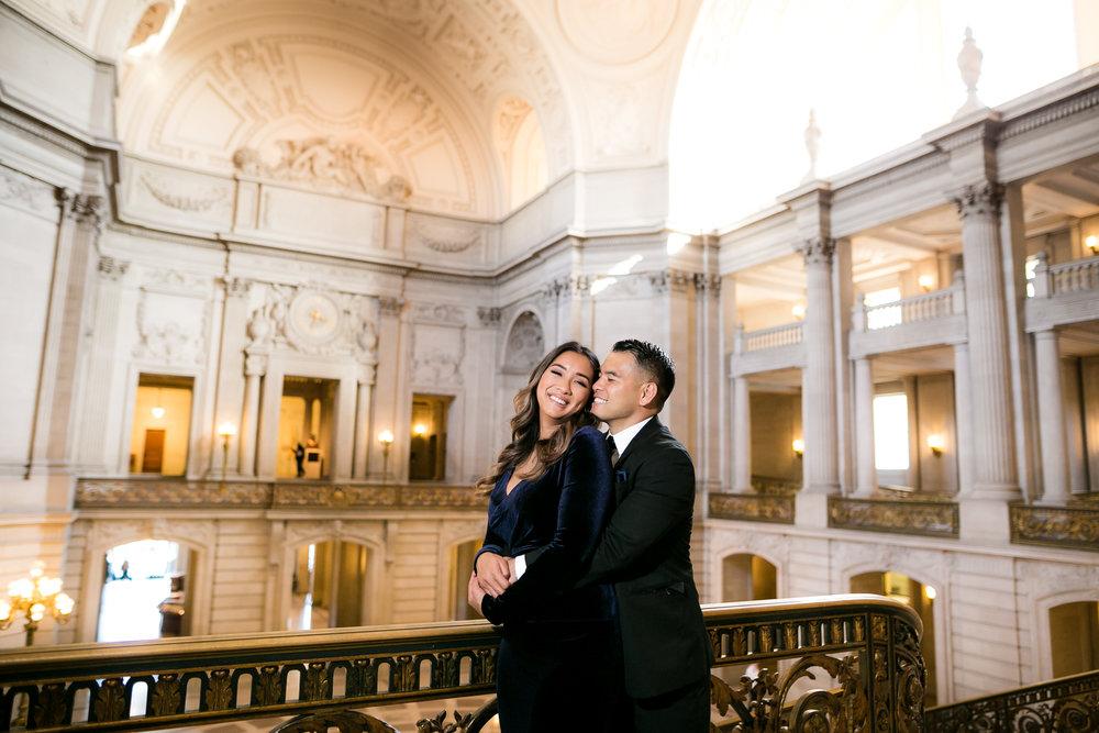 LE-San-Fransisco-City-Hall-Engagement-0004.jpg