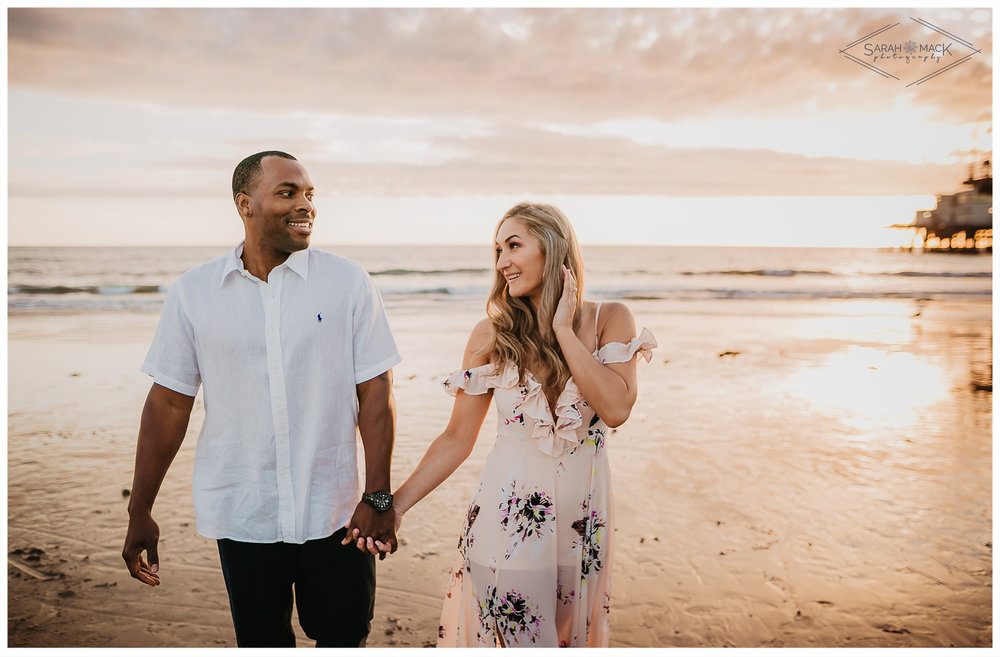 Santa-Monica-Pier-Engagement-Photography